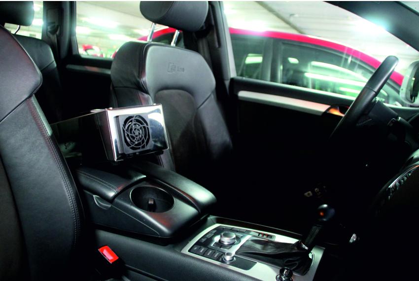 limpieza circuito aire acondicionado coche sabadell
